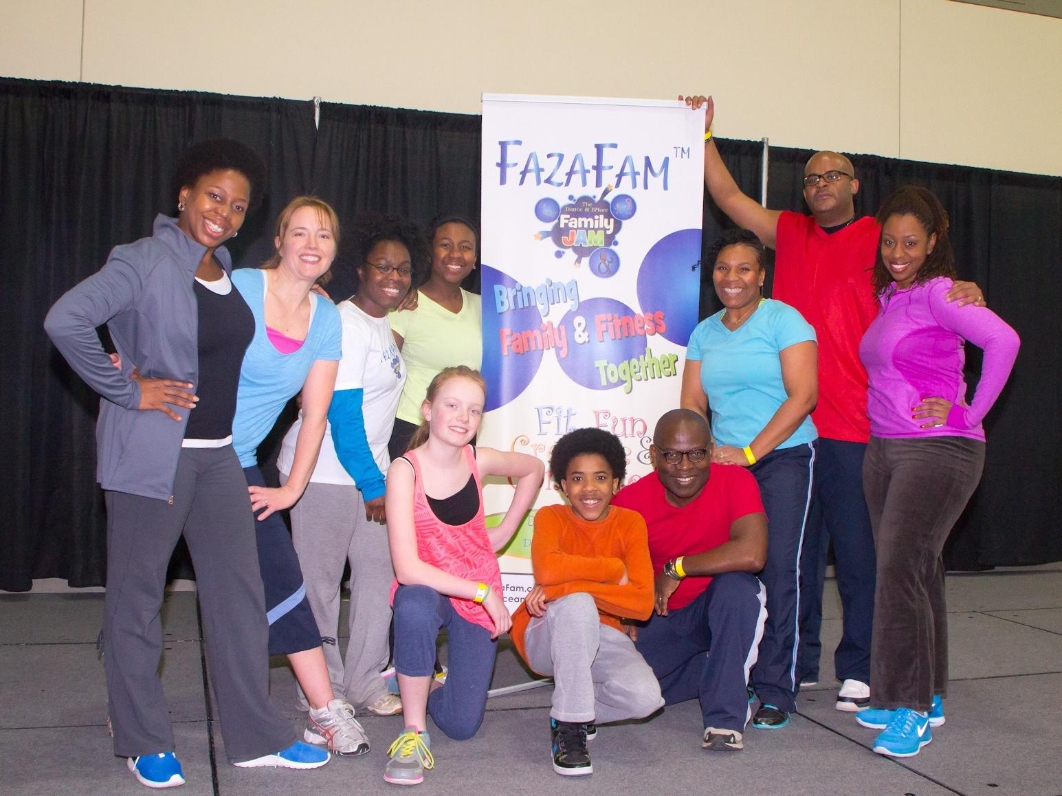 Dance & Bmore programs FazaFam