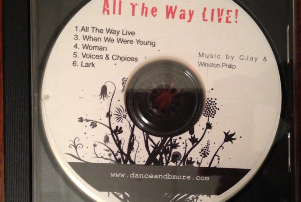 All The Way Live CD
