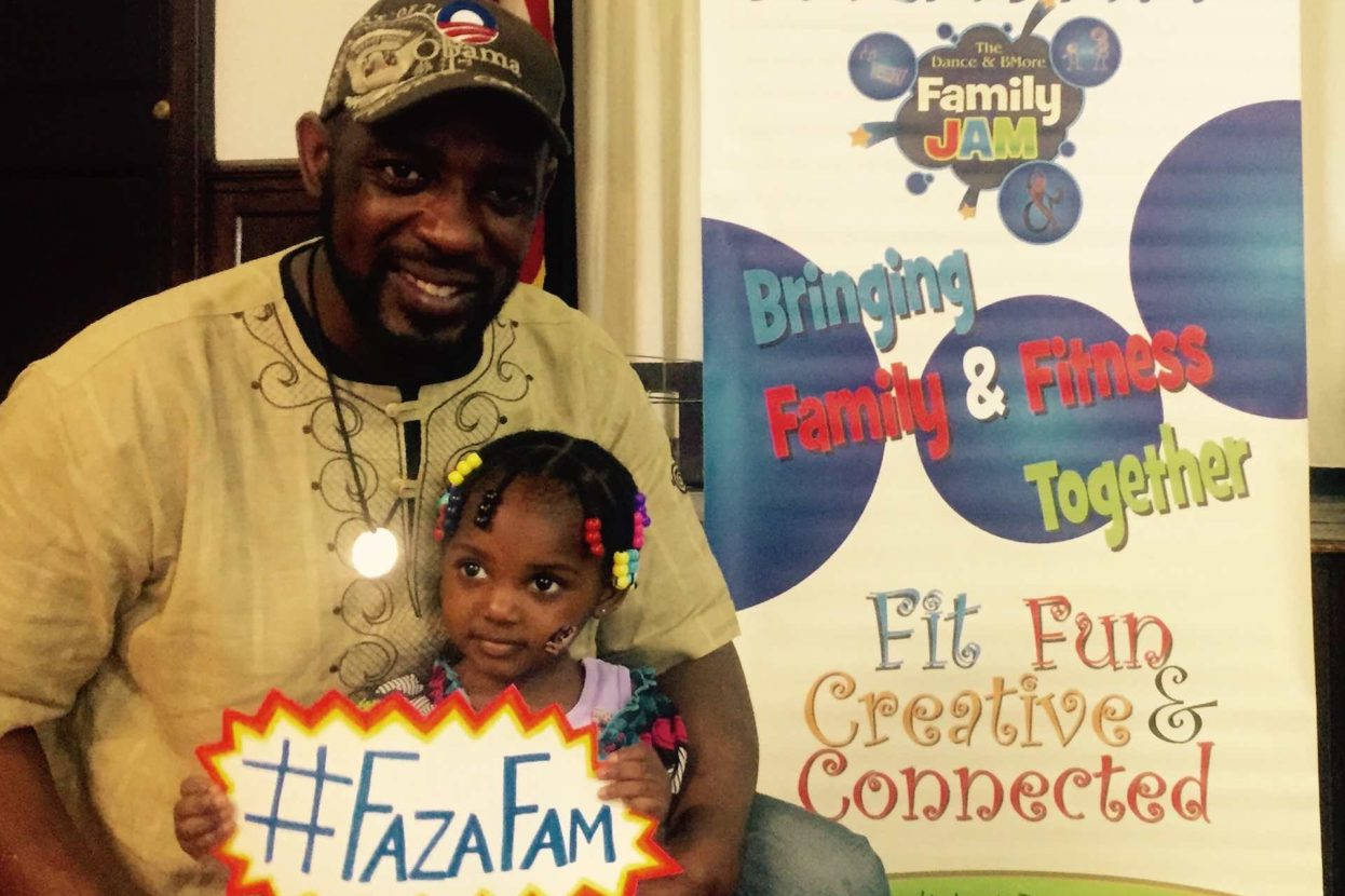We Love our Baltimore Dads #fazafam.
