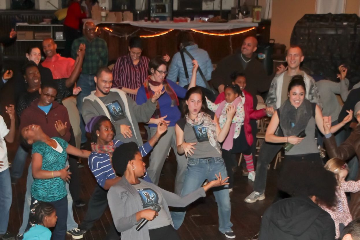 Dance & Bmore Family Jam one year anniversary.