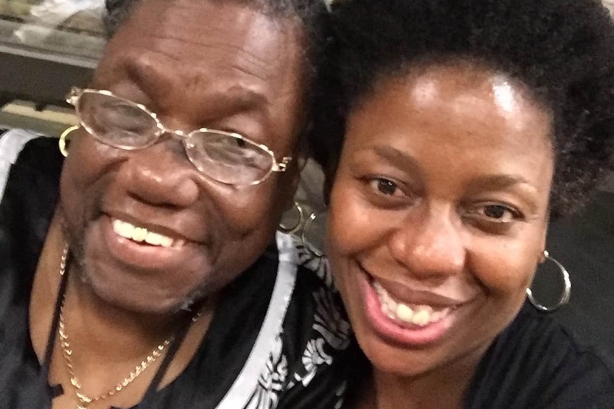 Our Elder Ensemble taking Selfies with CJay!